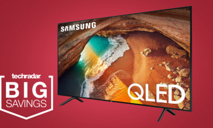 Samsung's 65-inch Q60 QLED 4K TV dips below $999 for Black Friday