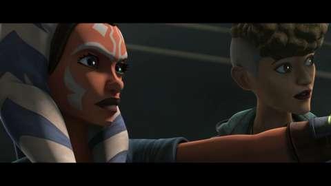 New Star Wars: The Clone Wars Trailer Gives Us More Ahsoka