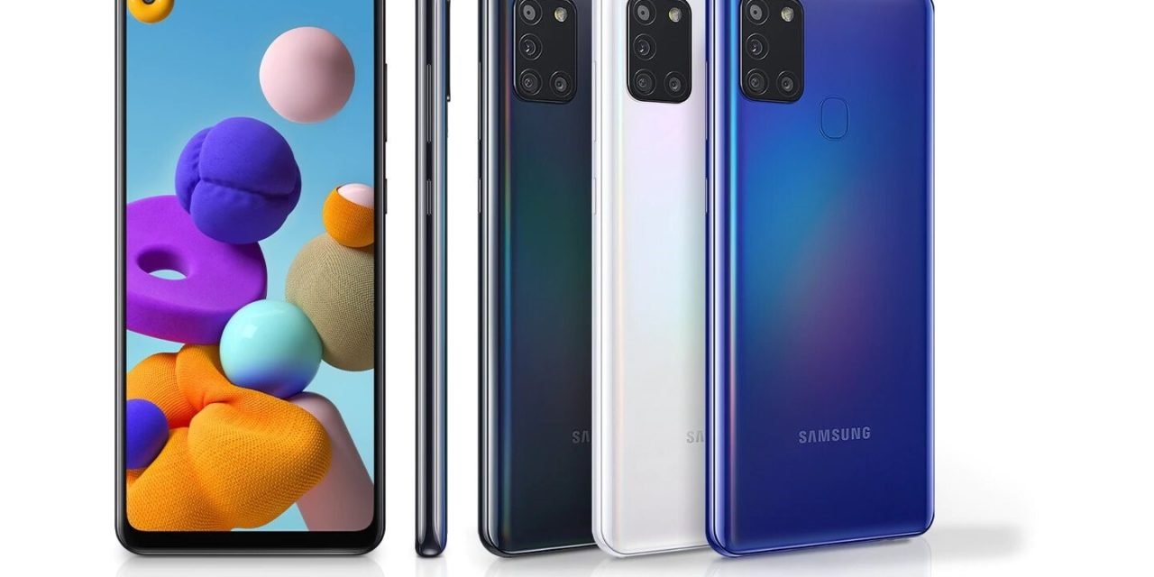 Samsung Galaxy A21s with 48MP quad-camera launched in India