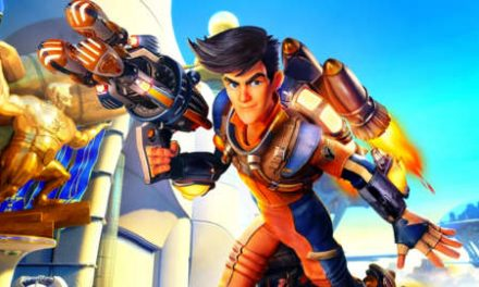 Rocket Arena Review – Up In The Air