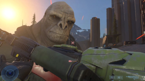 Say Hi To Craig, Halo Infinite's 343-Approved Brute Meme