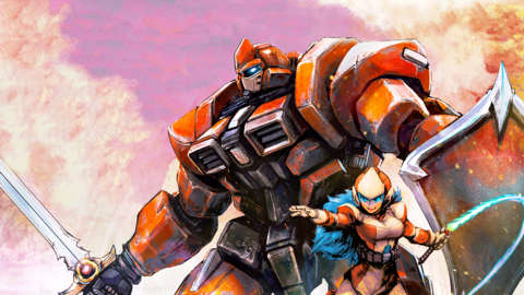 Panzer Paladin Review – Mech It So