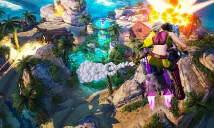 Rocket Arena Is Already Free On PC If You Have Amazon Prime