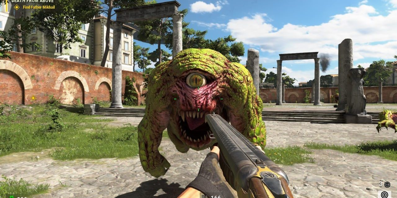Serious Sam 4 Review – The Fourth Encounter