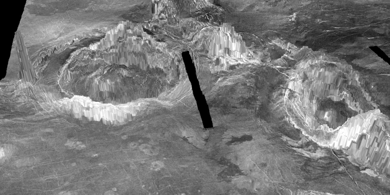 Active Volcanoes Discovered on Venus