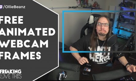 Free Facecam Borders | Free Animated Webcam Frames Download