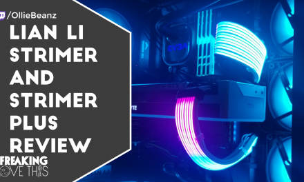 Lian Li Strimer Review | Strimer VS Strimer Plus | 8PIN and 24PIN