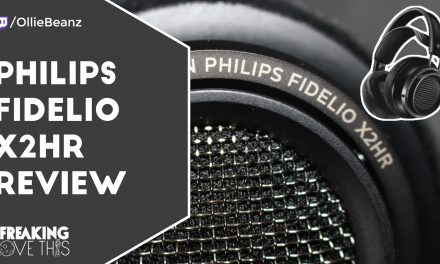 Philips Fidelio X2HR Review