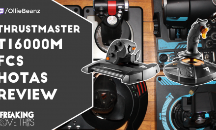 Thrustmaster T16000M FCS HOTAS Review